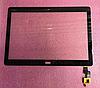 Оригинальный тачскрин / сенсор (сенсорное стекло) для Huawei MediaPad M3 Lite 10 LTE (черный цвет, BAH-L09)