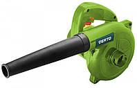 Воздуходувка-пылесос Verto 500Вт, поток воздуха 2.2 м3 / мин