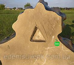 Декоративный фонтан Лев настенный, фото 2