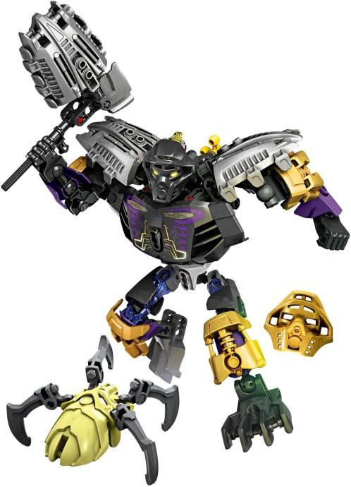 Lego Bionicle Онуа - Повелитель Земли 70789 4