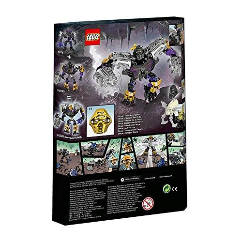 Lego Bionicle Онуа - Повелитель Земли 70789 2