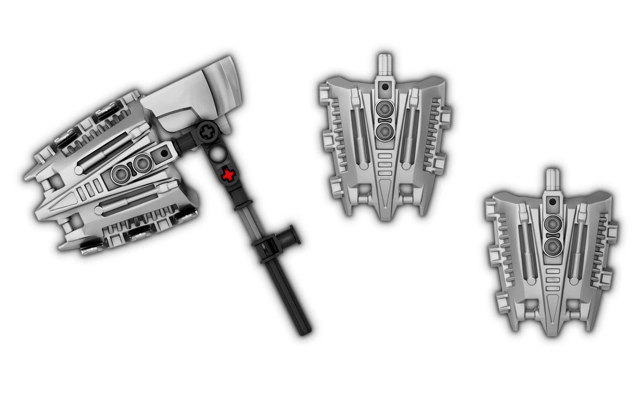 Lego Bionicle Онуа - Повелитель Земли 70789 7