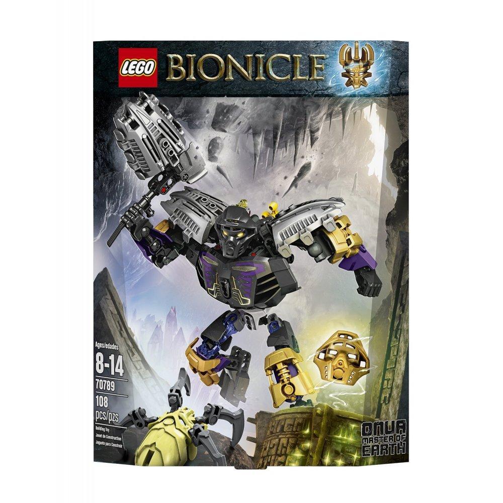 Lego Bionicle Онуа - Повелитель Земли 70789 3