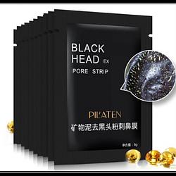 Маска для лица Pilaten  очищение кожи 50 шт