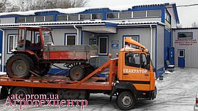 Тандемный ремонт Т-16 и Т-40 18
