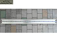 Усилитель бампера ВАЗ 2108, 2109, 21099, передний задний (швеллер дюралюминиевый Россия, 2108-280313