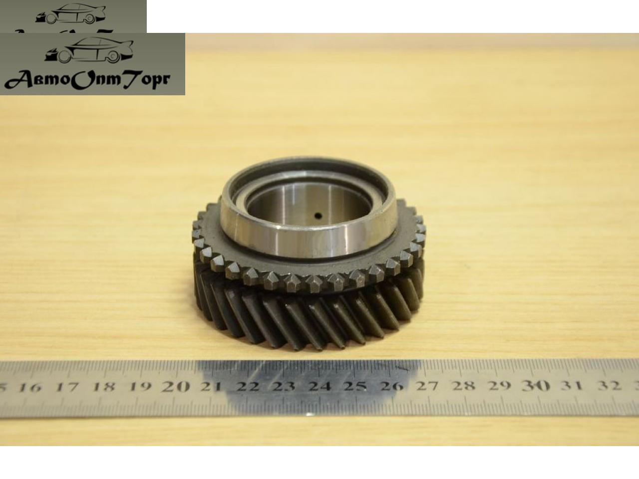 Шестерня КПП 4-ой передачи ВАЗ 2108, 2108-1701146, Авто ВАЗ, 2108-1701146