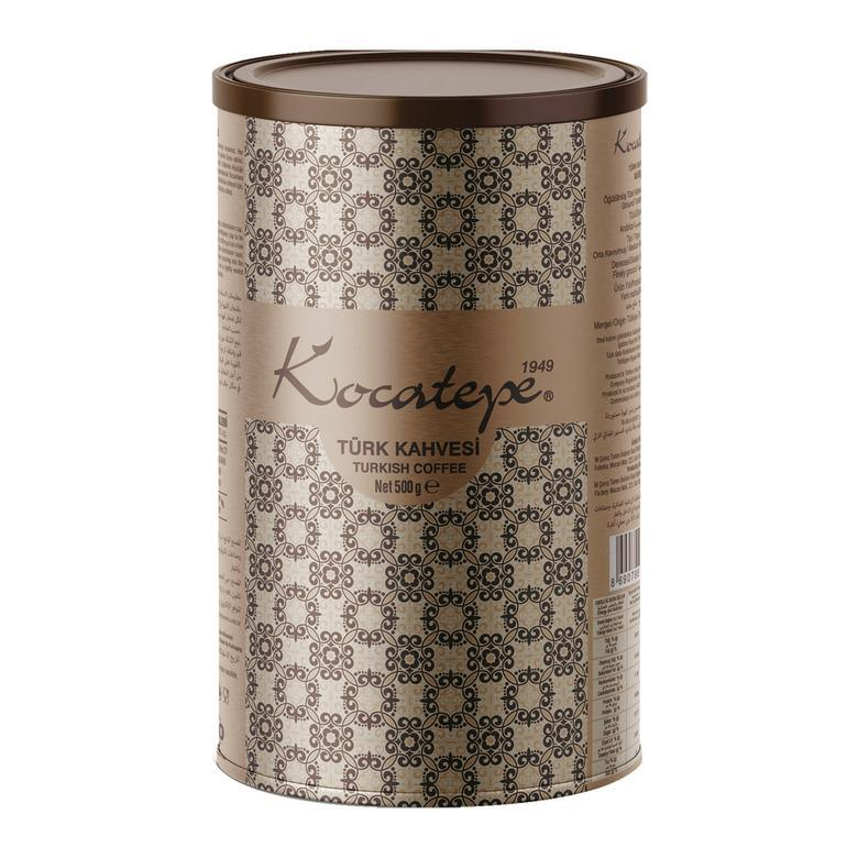 Турецкий кофе молотый Kocatepe 500 г