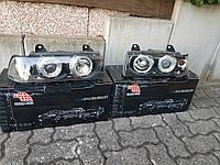 Bmw e36 седан туринг компакт бмв фара фары оптика фонари alpina M3 M Hamann Schnitzer tuning передние