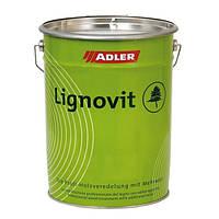 Кроющая краска на водной основе для древесины Lignovit Color