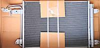 Радиатор кондиционера с осушителем Skoda Octavia A5 Шкода Октавия А5 Суперб Йети NISSENS SkodaMag, фото 1