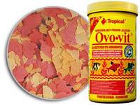 Корм для рыб Tropical Ovo - Vit,   500 мл