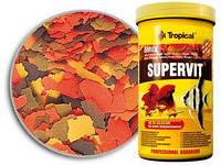 Корм для декоративных рыб Tropical Supervit, 5000 мл