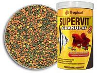 Корм для декоративных рыб Tropical Supervit Granulat, 1000 мл