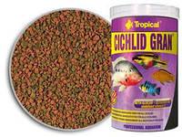 Корм для хищных рыб Tropical Cichlid Gran, 100 мл / 55 г