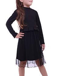 Школьная форма на девочку, платье в школу  Luxik