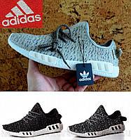 Кроссовки мужские Adidas Yeezy Boost. Кроссовки летние в стиле Адидас EQT, 40 размер.