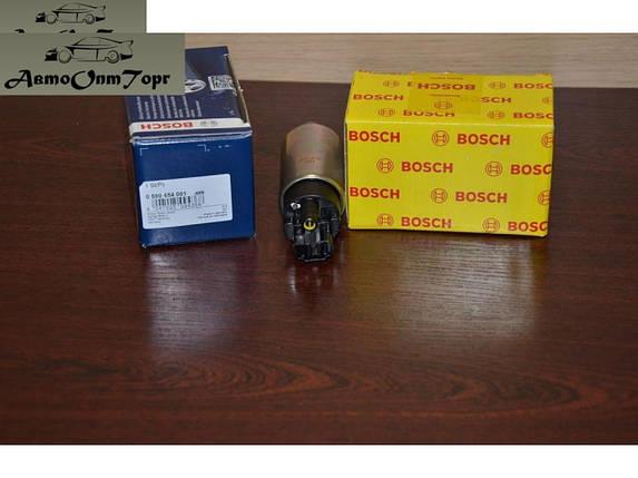 Электрический бензонасос ВАЗ 2108, 2109, 21099, 2110, 2111, 2112, 2113, 2114, 2115, 580454001, Bosch (Бош), 580454001; , фото 2