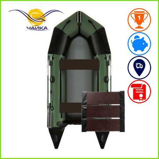 Лодка Aqua Star C-310FSD. Моторная, 3,10м, 3 места, 1100/1100 ПВХ, сдвижные сиденья, реечное днище. Надувная лодка ПВХ Аква Стар С-310ФСД;