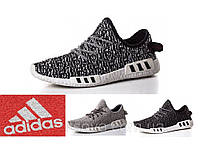 Мужские кроссовки Адидас - Adidas Yeezy Boost 350. Реплика