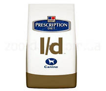 Hill's Prescription Diet Canine L/D - корм для собак  2кг