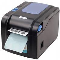 Термопринтер этикеток Xprinter XP-370 B (USB)
