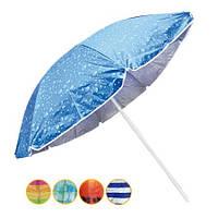 Пляжный зонт 1,8 м Anti-UF