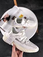 Мужские кроссовки Adidas Yeezy Boost 350 V2 Full White