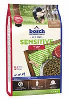 Bosch Sensitive Lamb & Rice Корм для собак Бош Сенситив Ягненок с Рисом 15 кг