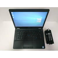 Ноутбук Dell Latitude E5470 б/у (14/i5/8/ssd240/Win10)