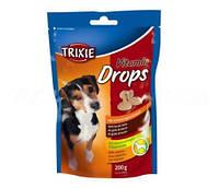 Дропсы со вкусом бекона для собак Trixie Vitamin Drops mit (Трикси) 200гр