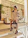 Женское платье с разрезом (в расцветках), фото 3
