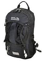 Рюкзак Туристический нейлон Royal Mountain 8328 black, фото 1