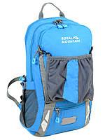 Рюкзак Туристический нейлон Royal Mountain 8328 blue, фото 1