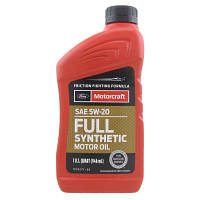 Моторное масло Ford Motorcraft Full Synthetic 5W-20 (0,946мл)