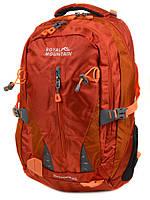Рюкзак Туристичний нейлон Royal Mountain 8437 orange