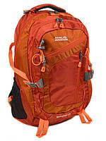 Рюкзак Туристический нейлон Royal Mountain 8431 orange, фото 1
