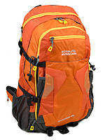 Рюкзак Туристический нейлон Royal Mountain 8323 yellow