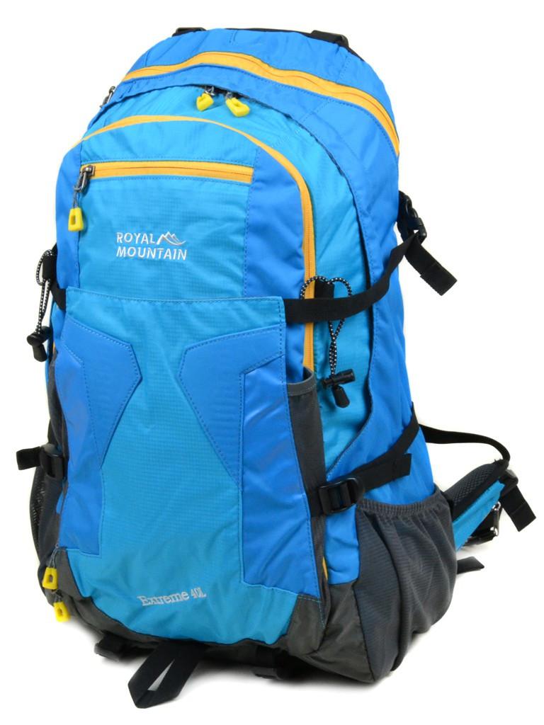 Рюкзак Туристический нейлон Royal Mountain 8323 blue