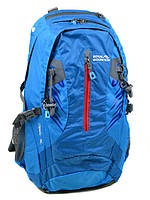 Рюкзак Туристический нейлон Royal Mountain 4097 light-blue
