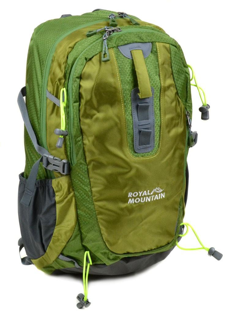 Рюкзак Туристический нейлон Royal Mountain 1465 green