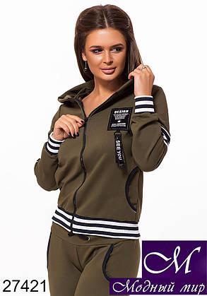 Спортивный костюм женский (р. S, M, L) арт. 27421, фото 2