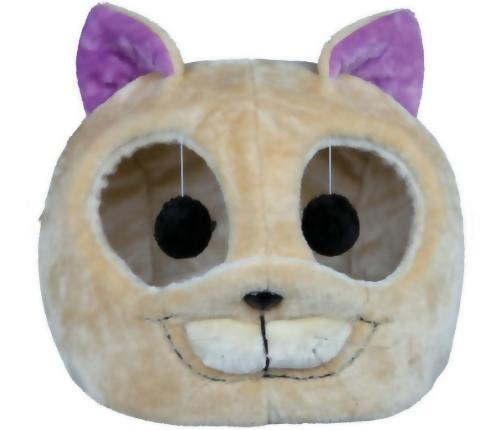 """Домик в форме кошачьей головы """"Luzie"""" Trixie"""