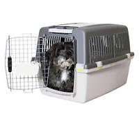 Контейнер для перевозки животных с металической дверью Gulliver 4 Trixie (Трикси)