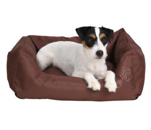 "Спальное место для собак Trixie ""Drago"" Коричневый (Трикси), 110 х 95 см"