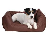 "Спальное место для собак Trixie ""Drago"" Коричневый (Трикси), 75 х 65 см."
