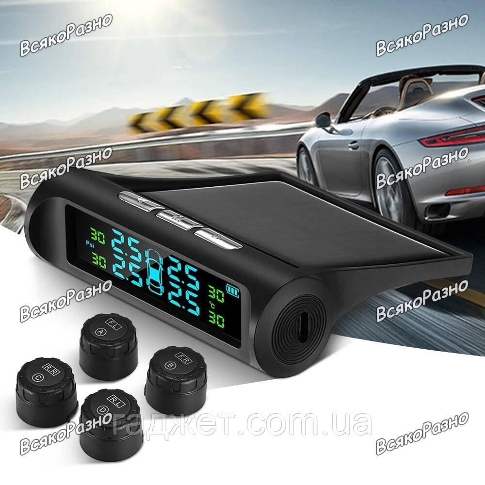 Система контроля давления и температуры в шинах TPMS, внешние датчики. Датчики давления в шинах