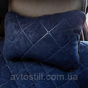Подушка на подголовник автомобильного сидения | большой выбор расцветок
