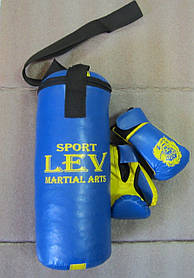 Боксерский комплект детский