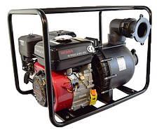 Мотопомпа бензиновая для химии Weima WM 80-30 (60 м³/час, 80мм)